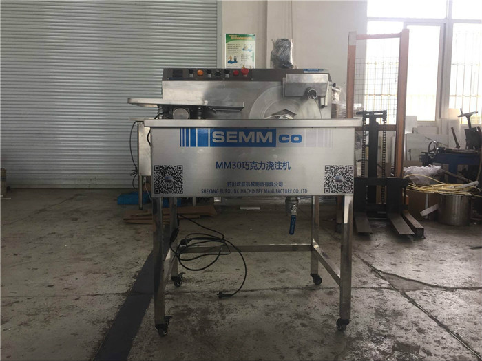 MM30 Chocolate Moulding Machine