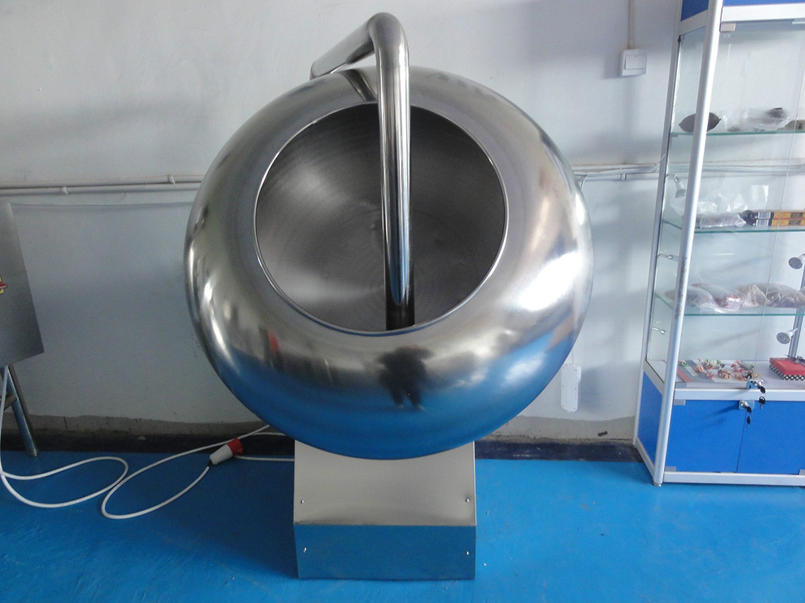 BY-400 Polishing Pot