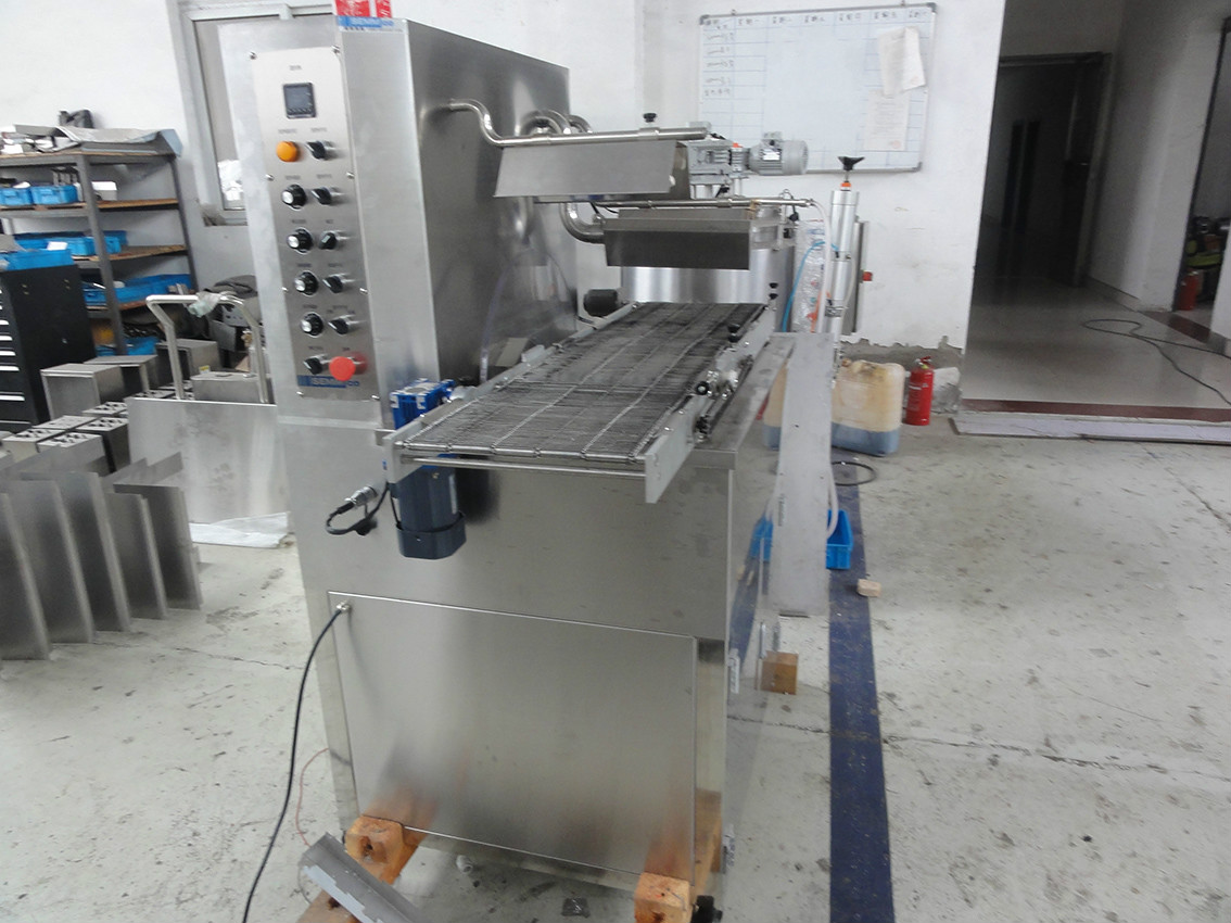 MM60 Chocolate Enrobing Machine
